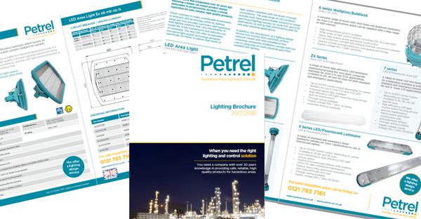 Logo and Website Rebrand Petrel