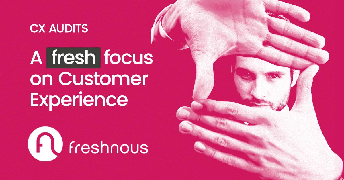 Customer Experience Audits